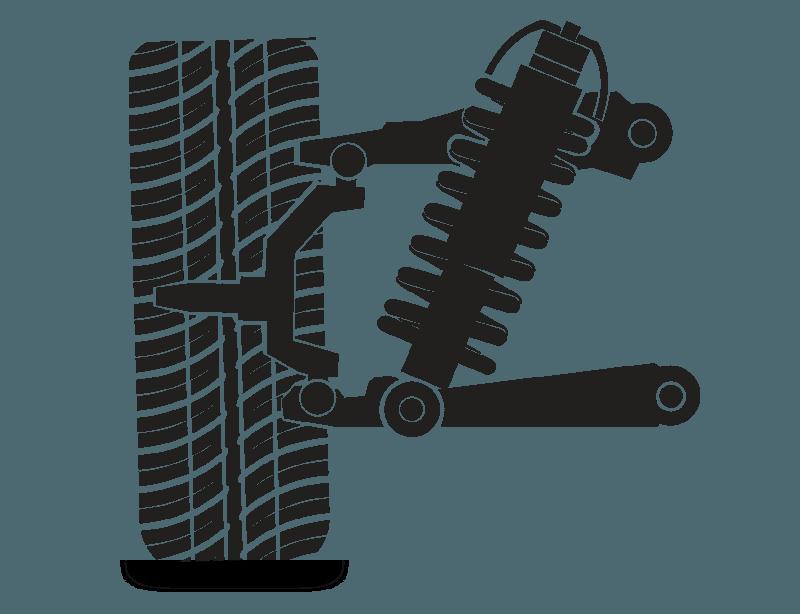 Ремонт передней и задней подвески